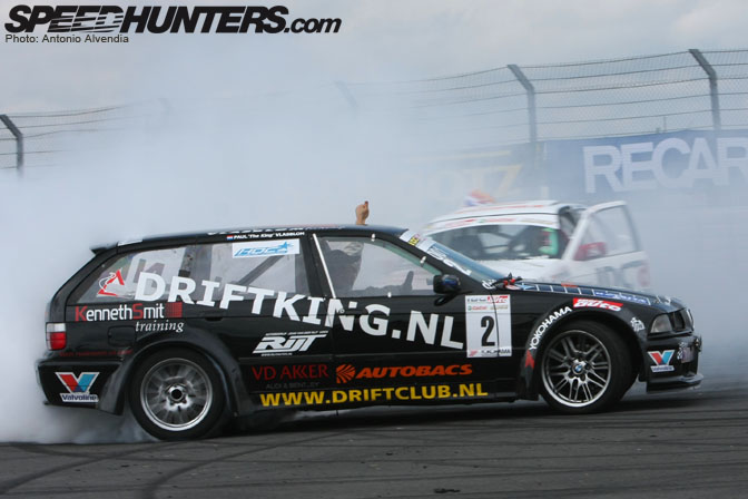 Event>> Idc Drifting At Nurburgring