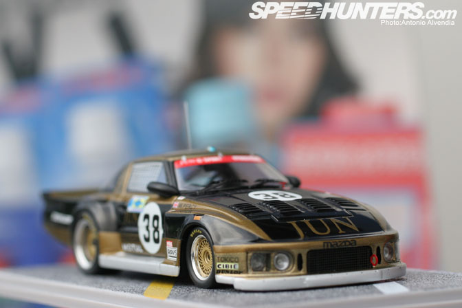 Model Cars>> Jun Rx7 253 Or Is It?