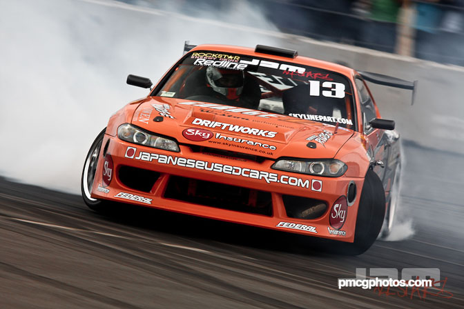 Event>> Jdm Allstars Wembley Street Drift