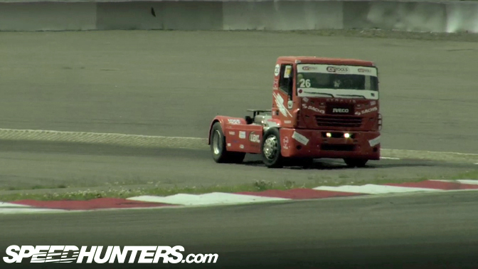 Video>>slowmo Moment #14 Edc Drift Truck