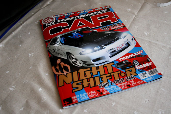Magazines>>nz Performance Car
