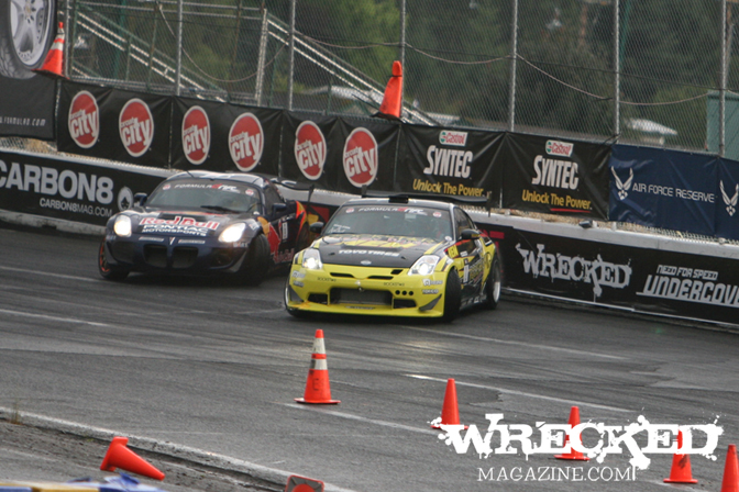 Event>>formula D Seattle