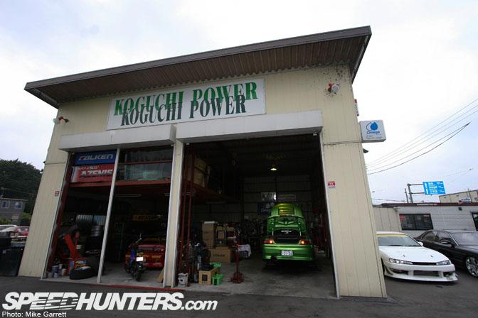 Car Builder>>koguchiPower