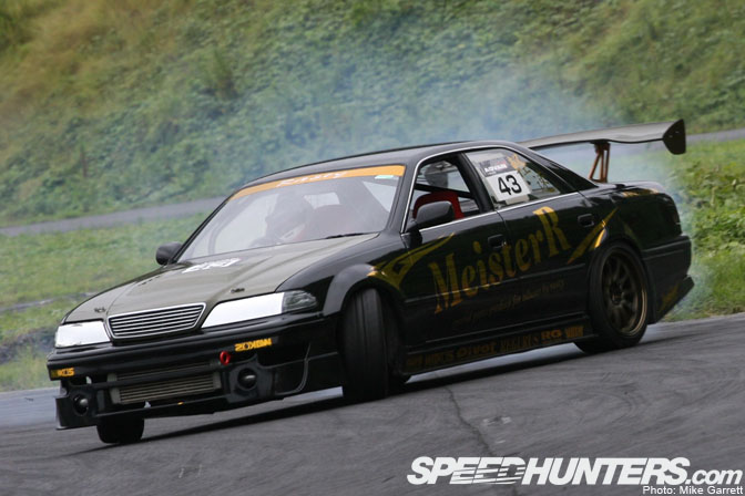 Car Feature>>rasty Jzx100 Mark Ii