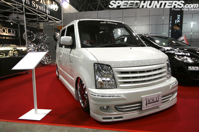 The 101>>kei Car Tuning In Japan