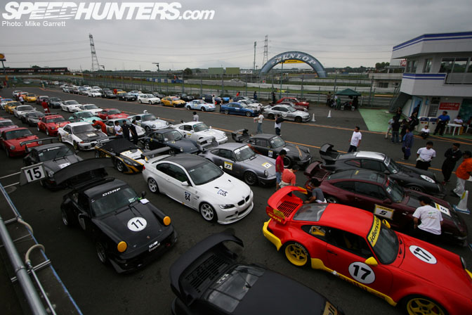 Event>>idlers Games At Tsukuba CircuitPt.1