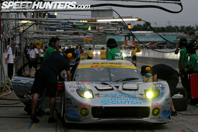 Event>> The Super Gt Experience At Suzuka