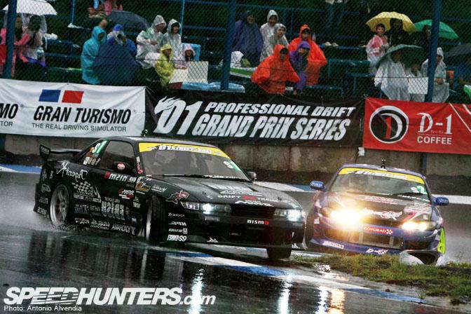 News>> Naoto Suenaga Wins 1st At D1slEbisu