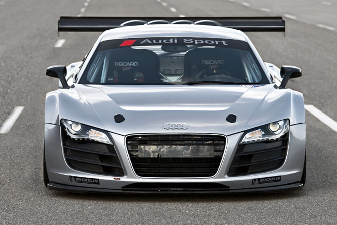 Ordinaire The New Audi R8 GT3 U0027Customeru0027 Racecar Has Been Announced By Audi  Motorsport. The New Race Car Will Conform To The FiA GT3 Regulations,  Allowing It To Run ...