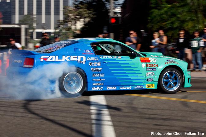 News>> Jr Gittin Drifting On LaStreets
