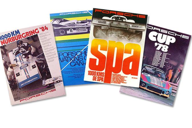 Gallery>> Porsche RacingPosters