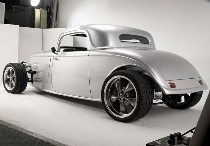 New Cars>>factory Five '33 HotRod