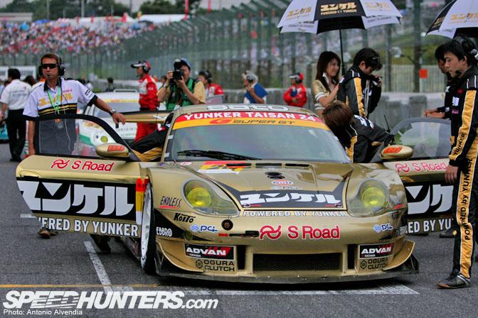 Gallery>> Taniguchi & Super Gt Taisan PorscheGt3r