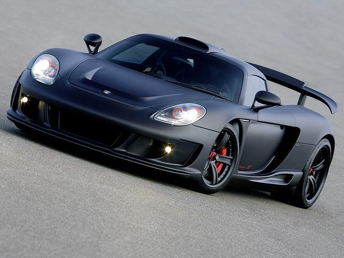 Car Feature>> Gemballa Mirage Gt - Speedhunters