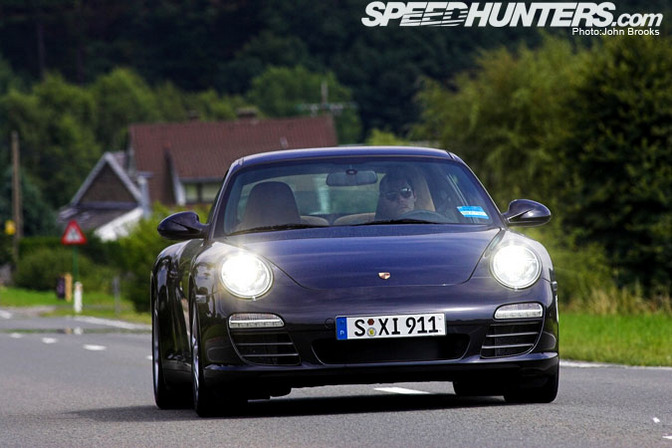 Driving Impression>> The 2009 Carrera 4 & The List Of7