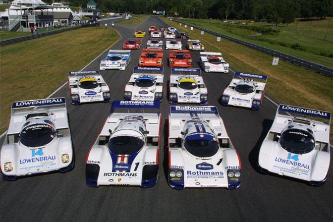 Random Snap>> Iconic PorscheLiveries