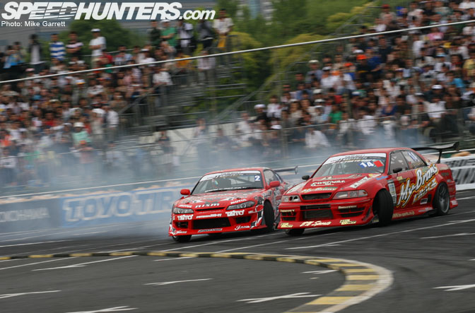 News>>d1gp & D1sl Current Standings