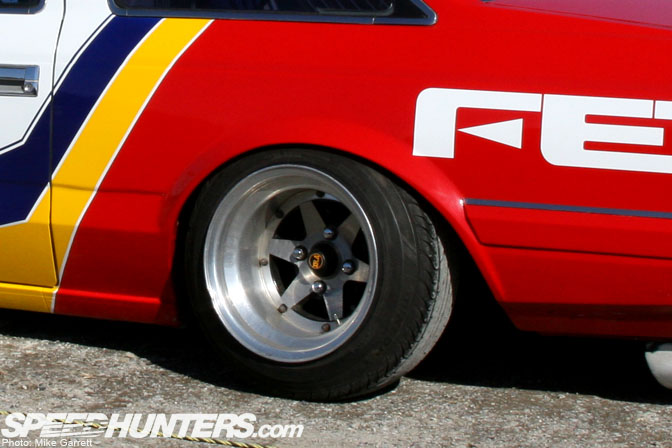 ... The U002770s Era Cars, But They Are Very Popular Among AE86 And S13 Silvia  Enthusiasts. You Will Even See Them On A Fair Amount Of Front Wheel Drive  Hondas.