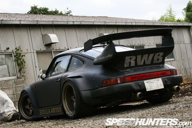 Car Feature>>rwb Nakai Porsche 930 - Sdhunters