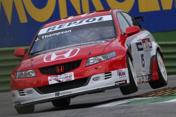 News>> Honda Win InWtcc