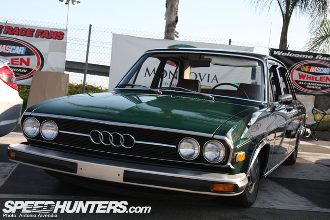 Car Spotlight>> Super Slammed OldschoolAudi