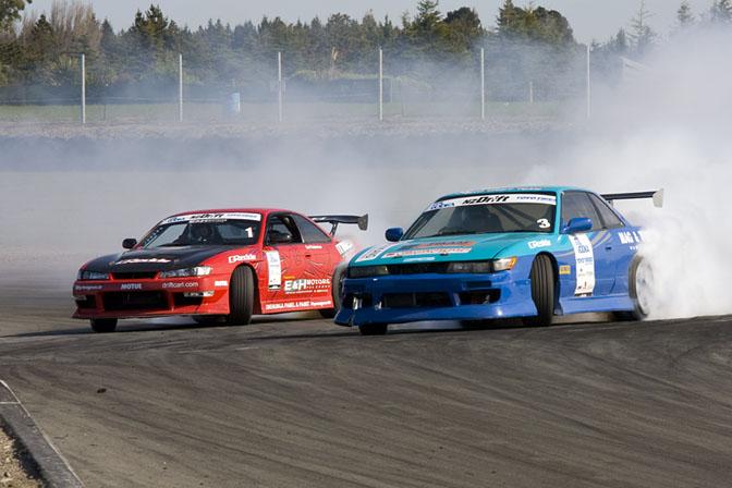 Event>>nz Drift SeriesRd.3