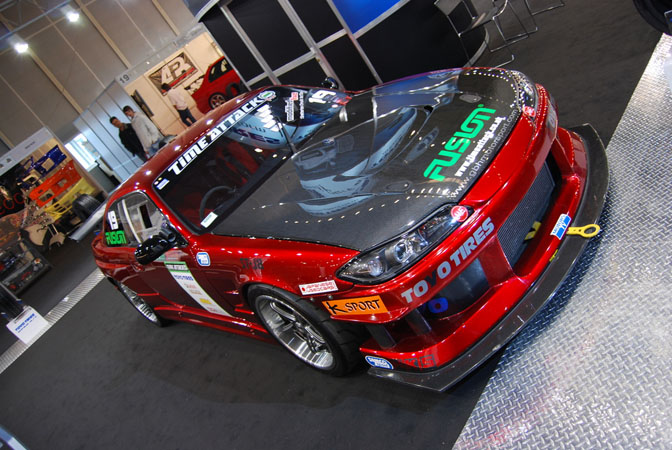 Event>> Athens Tuning Show 2008