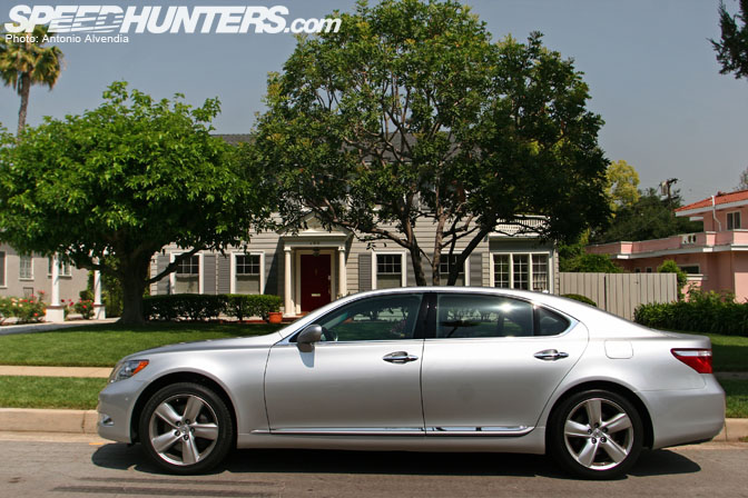 Driving Impression>> Is Lexus Ls460l The Ultimate VipCar?