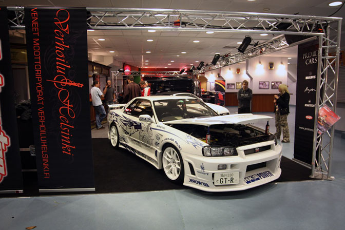 Event>> X-treme Car Show Helsinki