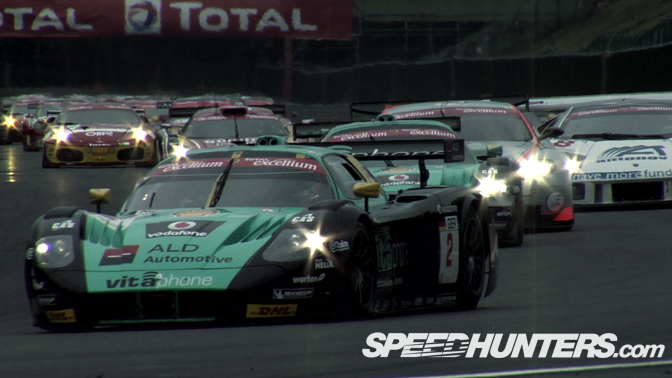 Video>> Montage: Gt Racing At SpaFrancorchamps