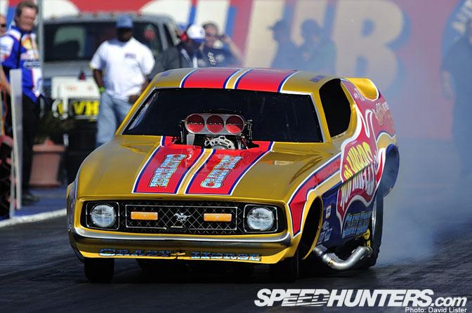 Event>>retro Funny Cars @ The Hot RodReunion