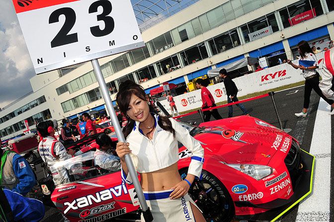 Event>>super Gt Rd. 8 Autopolis