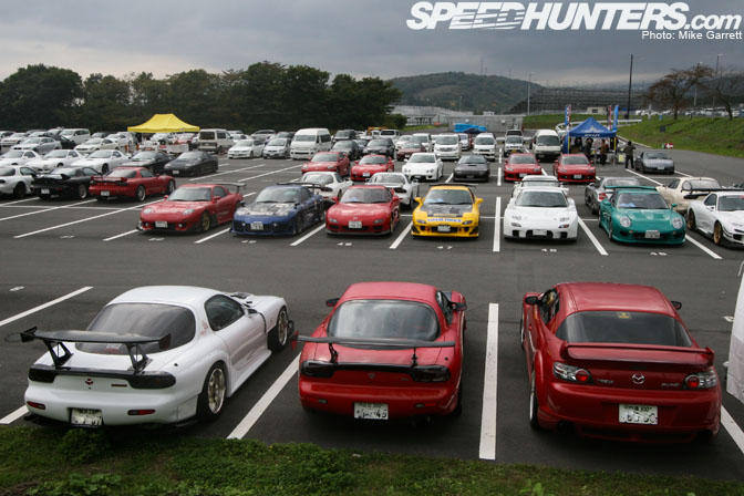 Gallery>>rotary Meeting At Fuji Speedway