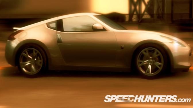 New Cars>> The Nissan 370z AtSpeed