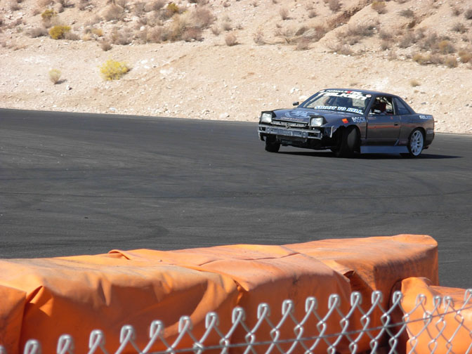 Drivers Blog>> Chris Rado Blog: I'm Going Drifting!