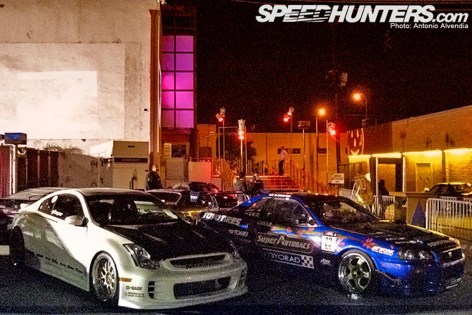 Event>> Import Tuner 10th Anniversary Party