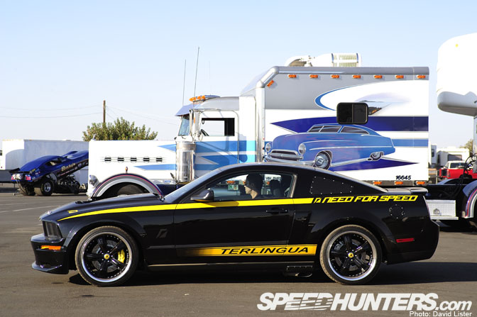 ford mustang terlingua