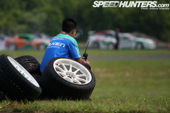 News>>falken Announces 2009 Drift Team
