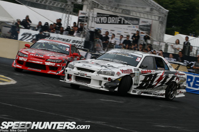 User Ranking>> Best D1gp '08 Nissan