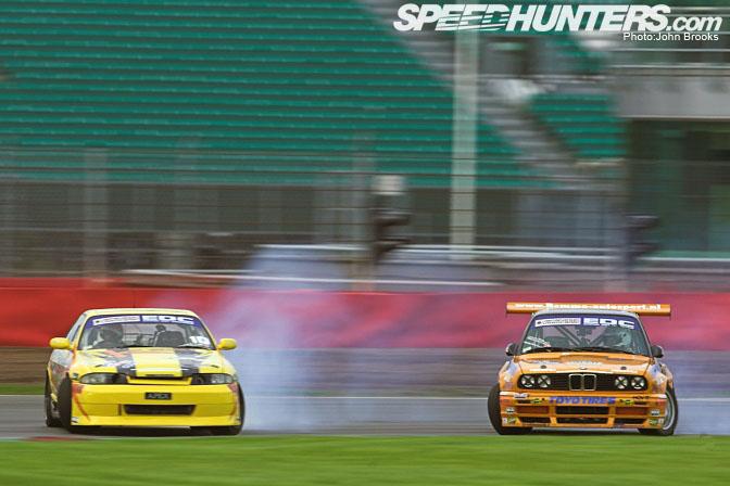 Cars Of>>red Bull Drifting World ChampionshipPt.2