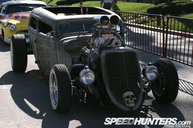Car Spotlight>> Hardcore Rat Rod @ Sema2008