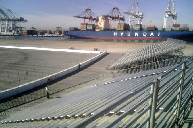 News>>red Bull CourseConstruction