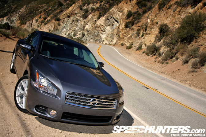 Driving Impression>> 2009 Maxima With 350zEngine