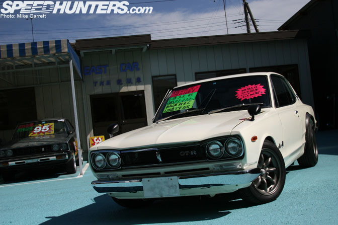 Car Feature>>'72 Skyline Restored By EastCar