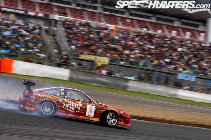 Car Feature>>koguchi D1-spec180sx