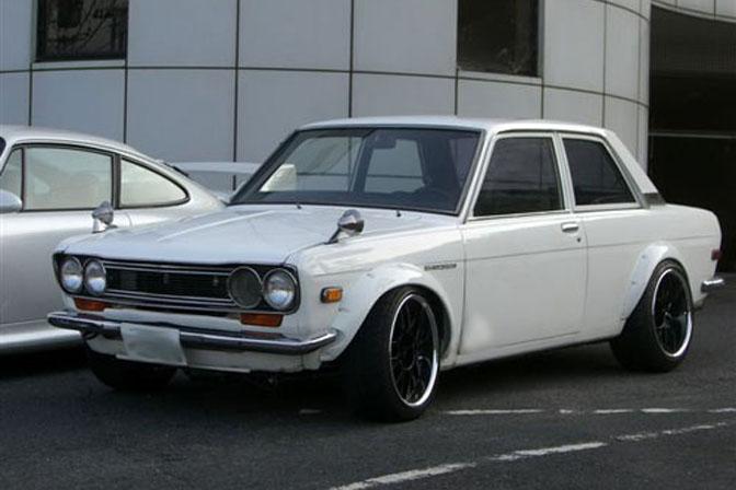 Car Spotlight>>common Snapper Datsun510