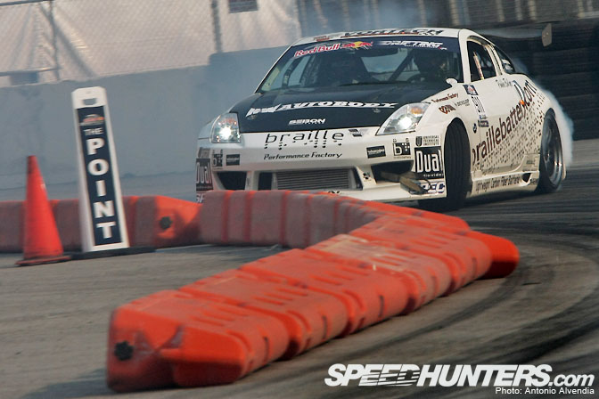 Gallery>> International Drift Scene In Long Beach