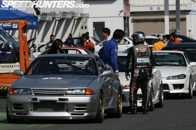 Archive>>tuned Gt-r's At TsukubaCircuit