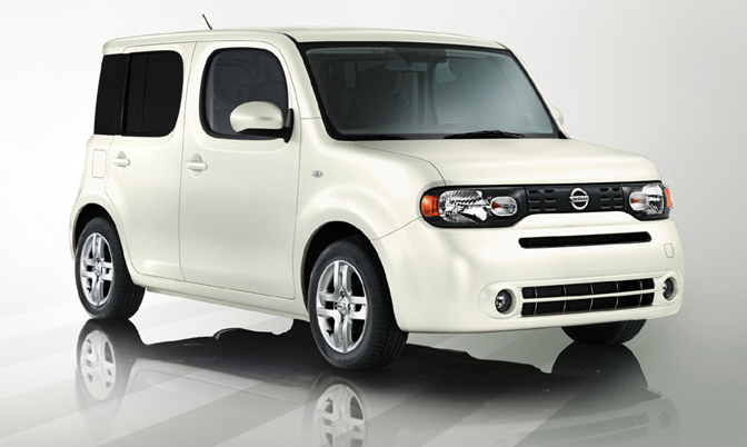 New Cars>>usdm NissanCube