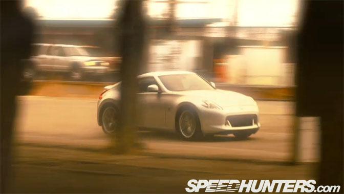 Video>> Nissan 370z ActionFilms